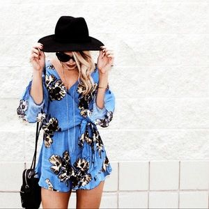 Free People | All the Right Ruffles Romper